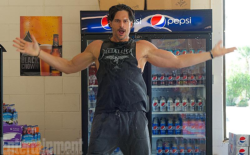Beste Szene: Richie, nach Einnahme der Partydroge Molly, bringt ein miesgelauntes Mädel an einer Tankstelle auf ganz besondere Art und Weise zum Lachen.